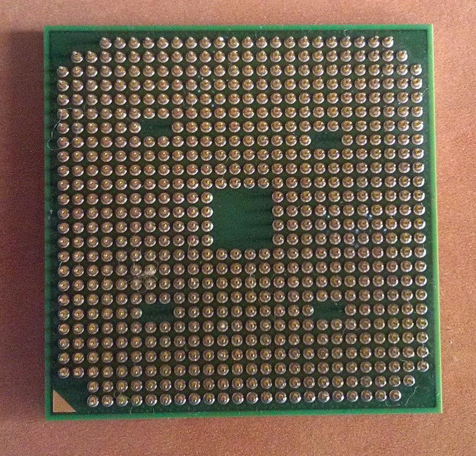 Фото 3 - Процессор для ноутбука AMD Mobile Sempron 3400+