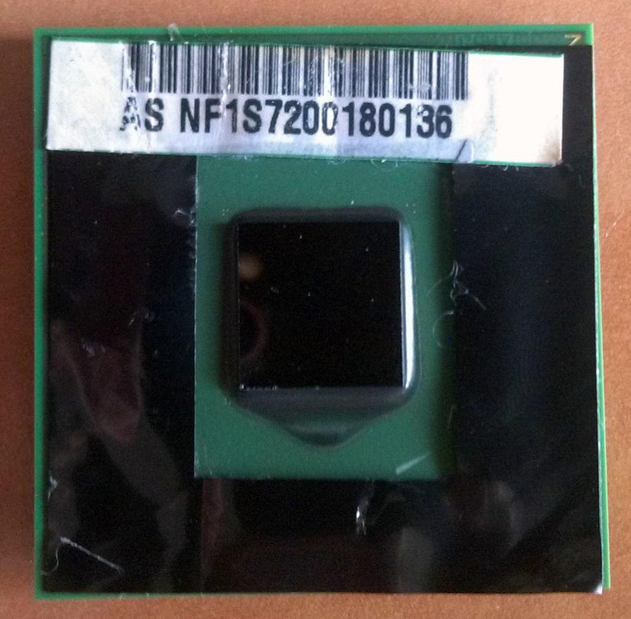 Фото 2 - Процессор для ноутбука AMD Mobile Sempron 3400+