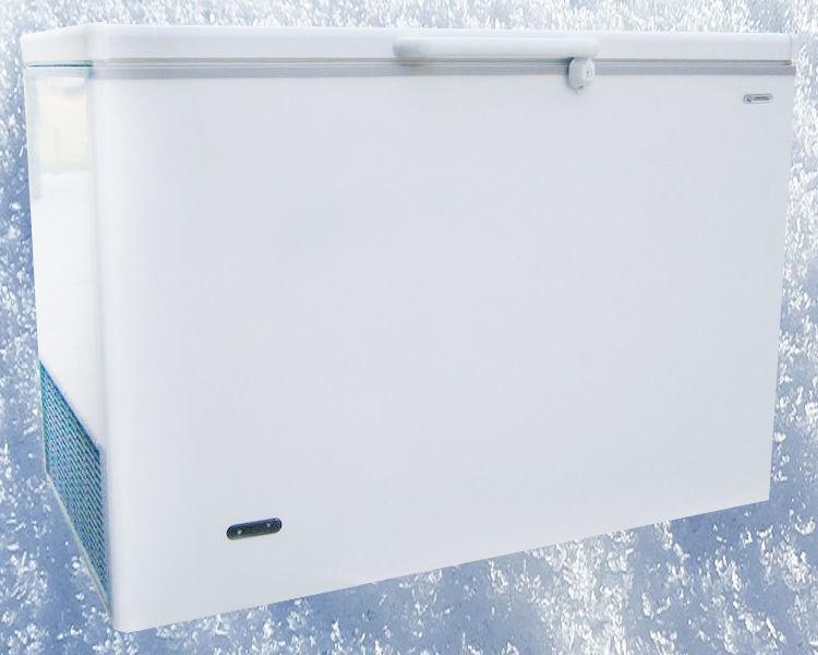 Фото - Морозильный ларь с глухой крышкой Crystal Iraklis 36 - лучшее качество