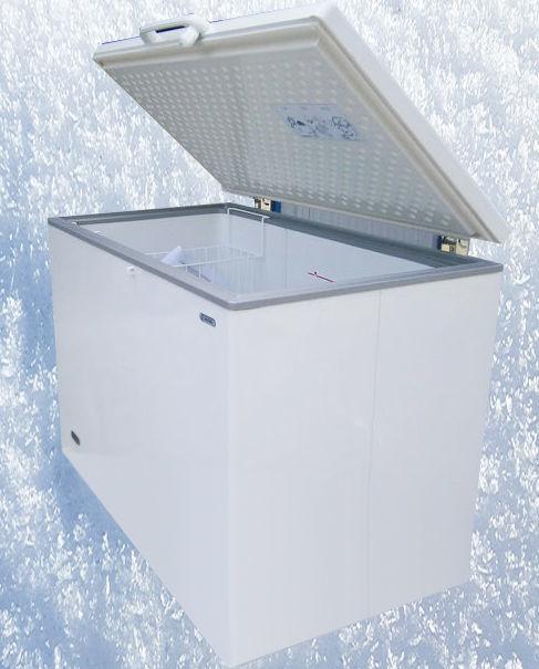 Фото 2 - Морозильный ларь с глухой крышкой Crystal Iraklis 36 - лучшее качество