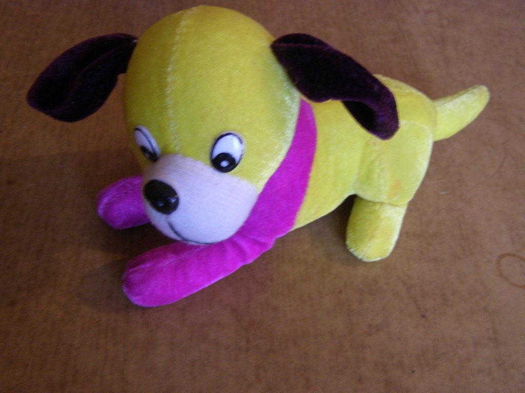 Фото - Мягкая игрушка Собачка