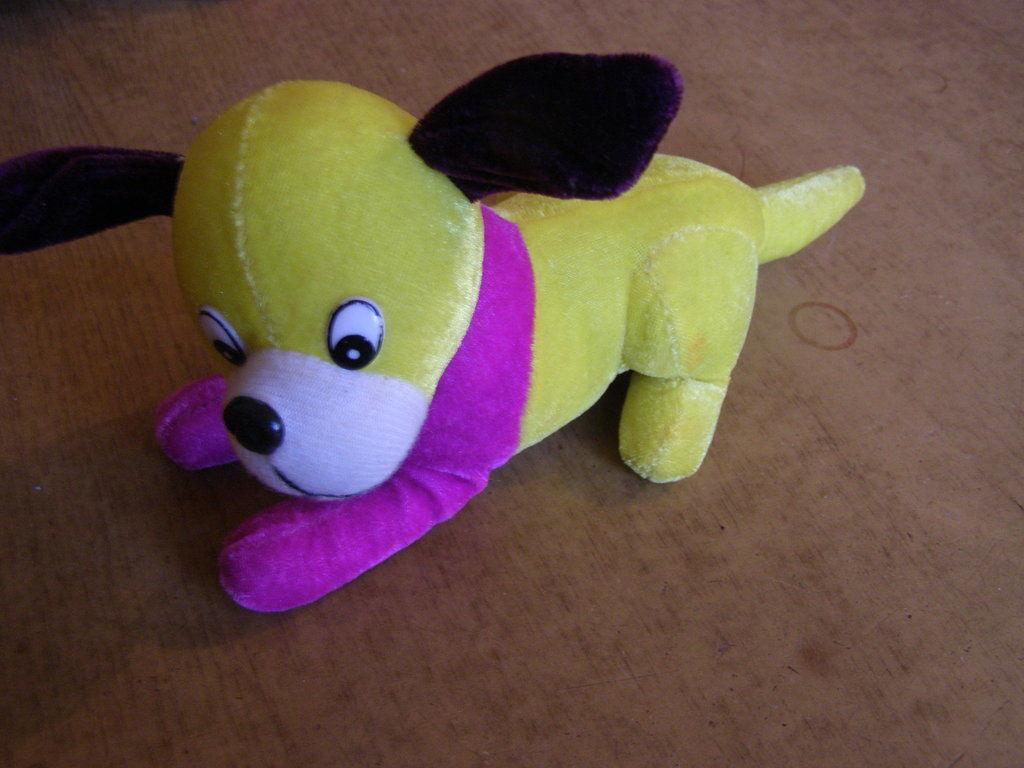 Фото 2 - Мягкая игрушка Собачка