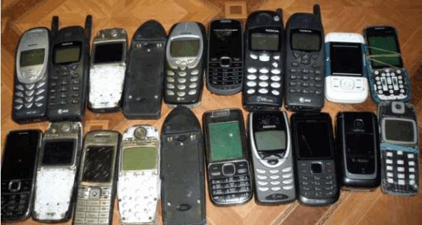 20 Телефонов Nokia Под ремонт или на запчасти