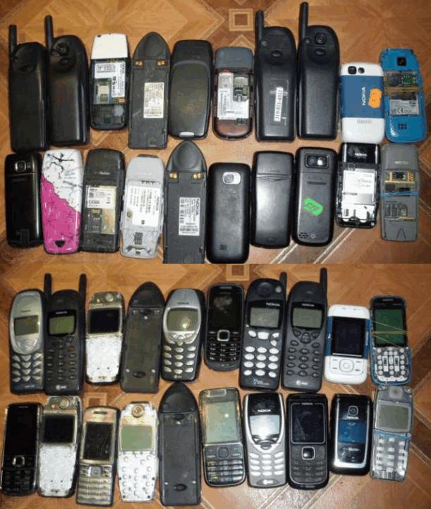 Фото 2 - 20 Телефонов Nokia Под ремонт или на запчасти