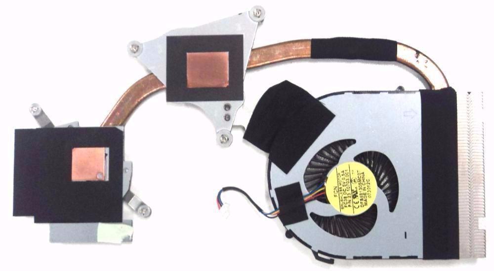 Фото 2 - Радиатор Acer Aspire V5 V5-431 V5-471 V5-531 V5-571, 60.4TU56.00