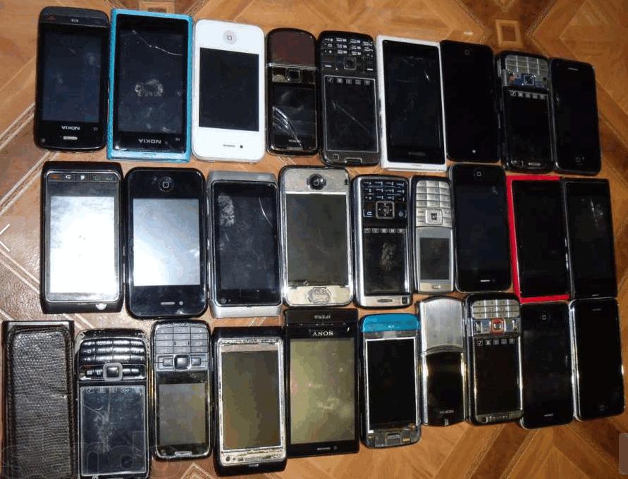 Фото 2 - 28 Китайских Телефонов Под ремонт