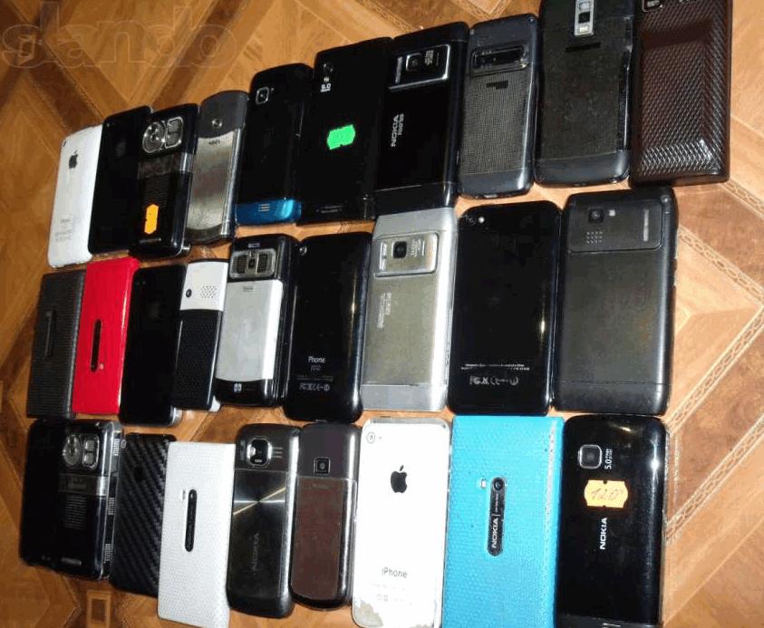 Фото 3 - 28 Китайских Телефонов Под ремонт