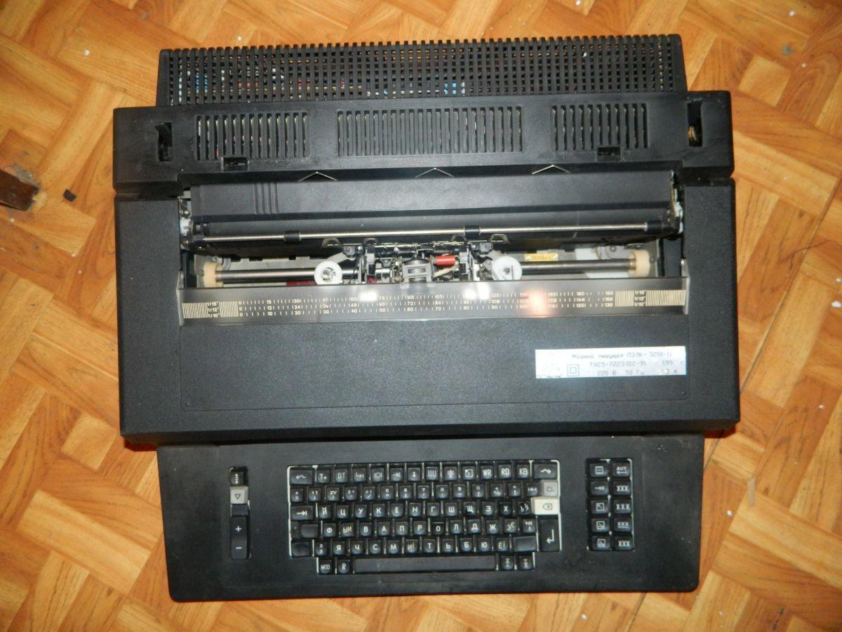 Фото 4 - Печатная машинка Элема