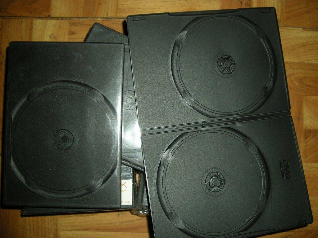 Фото 3 - Боксы для 2-х DVD