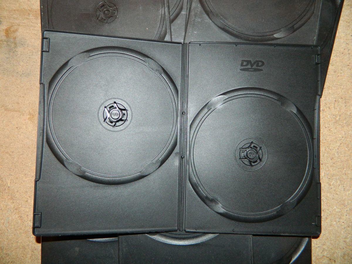 Фото 5 - Боксы для 2-х DVD