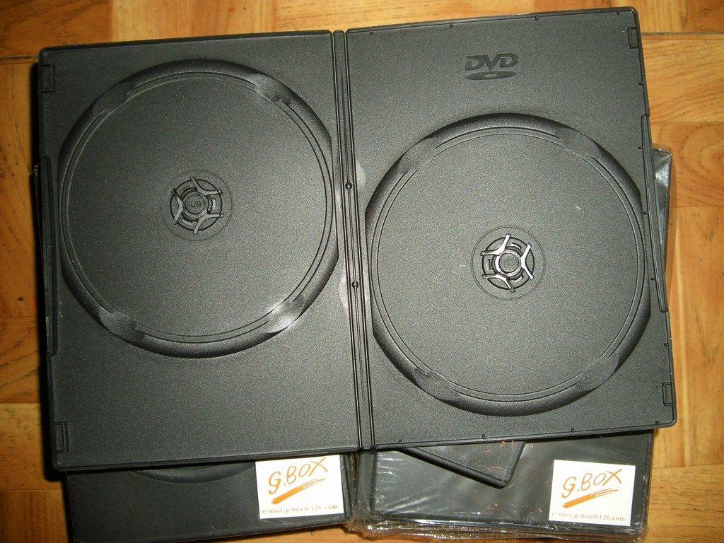 Фото - Боксы для 2-х DVD