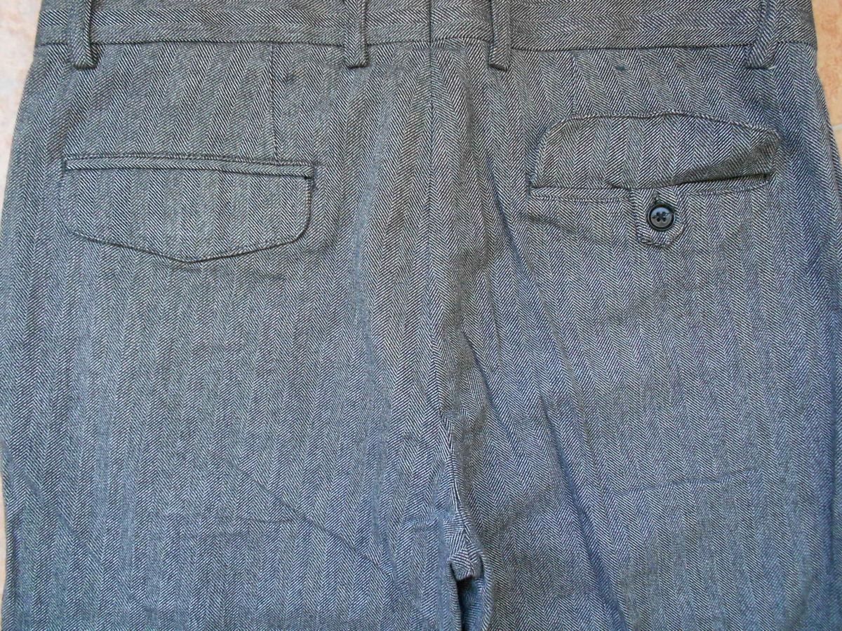 Фото 5 - брюки H&M размер 34-32 slim