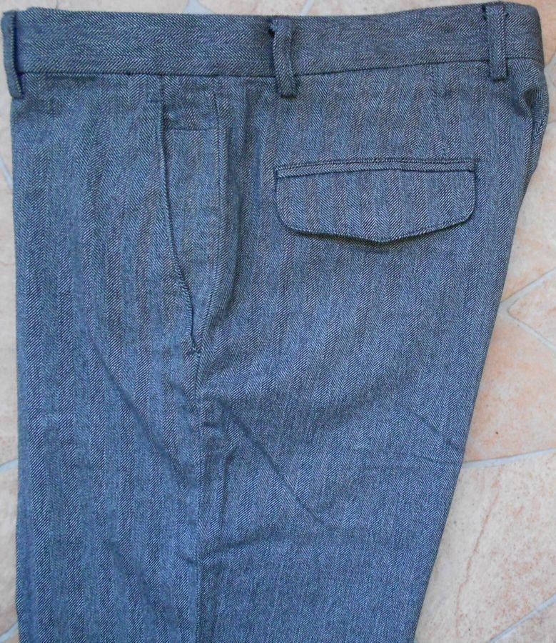 Фото - брюки H&M размер 34-32 slim