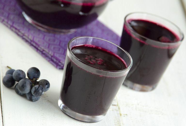 Фото - Сок натуральный виноградный без воды и сахара.Возможна доставка.