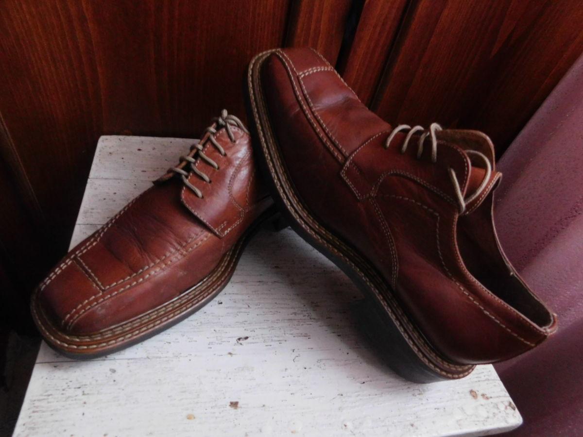Фото - Туфли мужские.Кожа натуральная.Размеры 42-43.