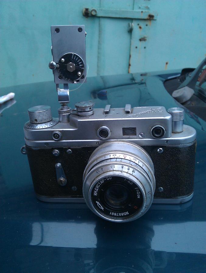 Фото -  Продам фотоапарат зоркий2с