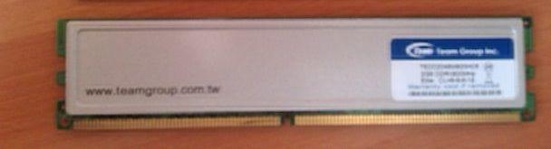 Фото 5 - Память DDR 2 на 2GB PC6400 различных фирм ( DDR2 800 MHz pc 6400 )