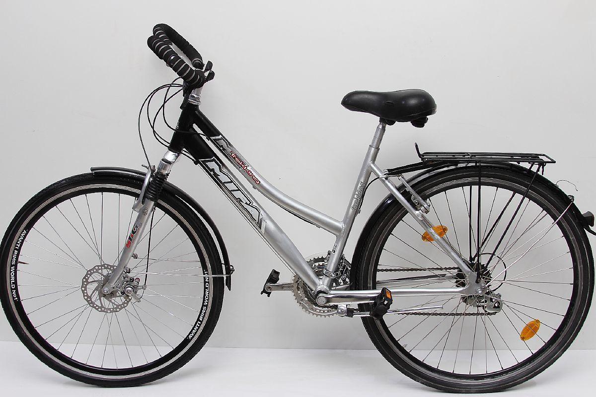 Фото 2 - БУ Велосипед Mifa Trekking - Veloed