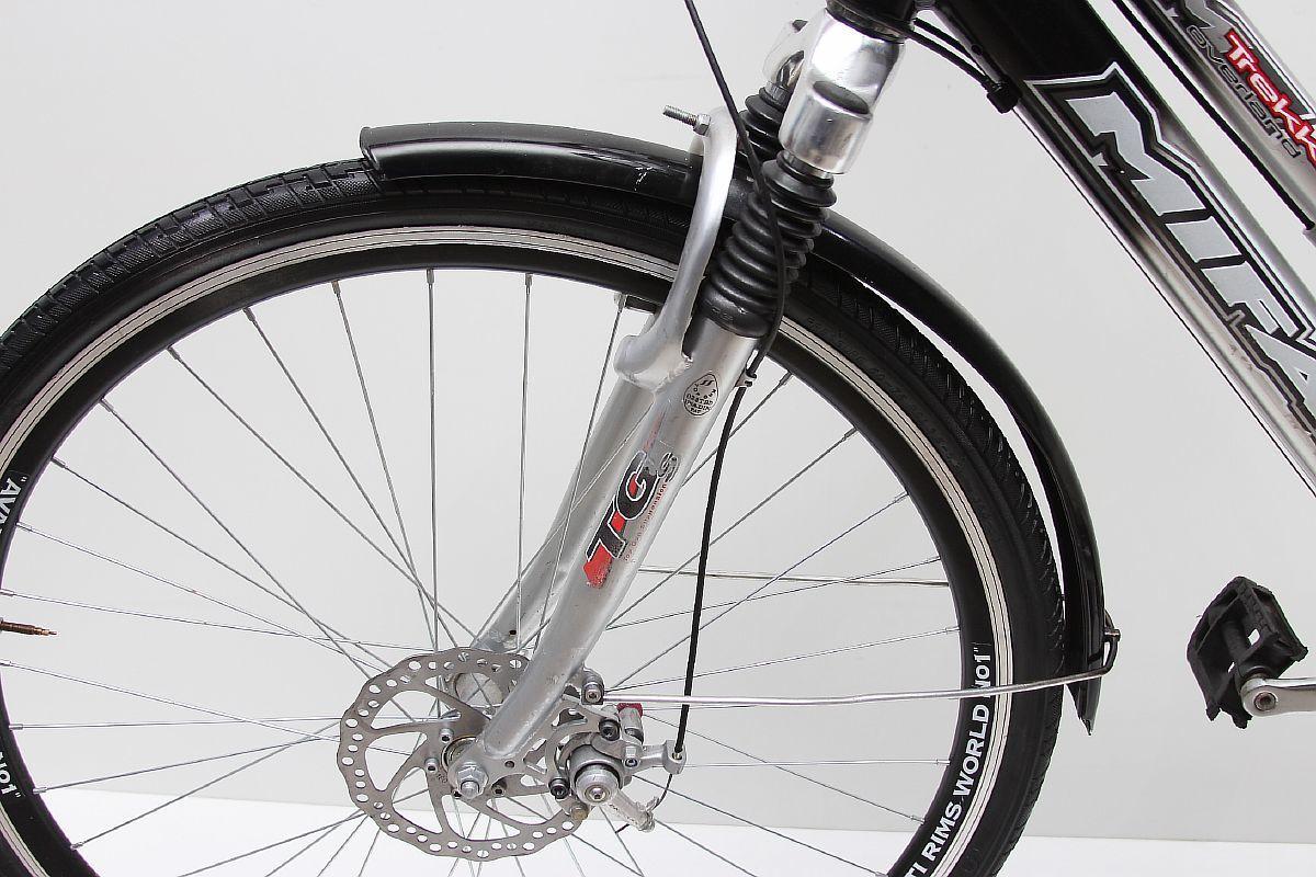 Фото 3 - БУ Велосипед Mifa Trekking - Veloed