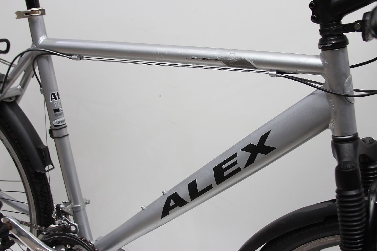 Фото 3 - БУ Велосипед Alex - Veloed