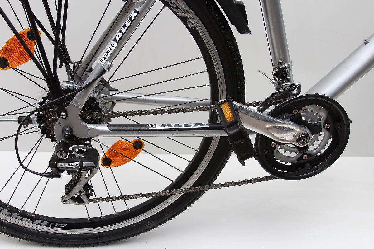 Фото 2 - БУ Велосипед Alex - Veloed