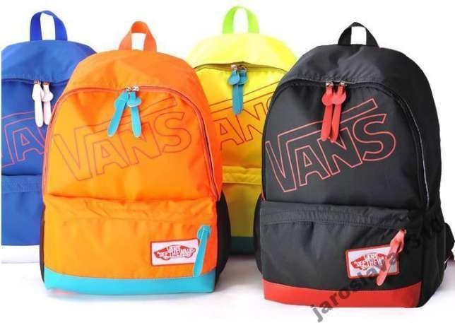 Фото - Яркий рюкзак Vans