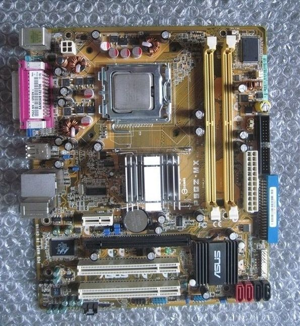 Фото - Комплект-Материнка+ Процессор 2 ядра INTEL Сore2DUO E6400 на DDR2 s775