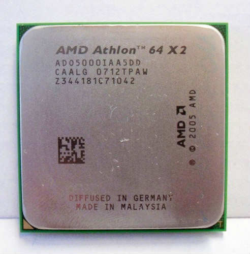 Фото - Процессор на 2 ядра AMD ATHLON 64 X2 5000 Socket am2 (2 по 2.6Ghz sam2