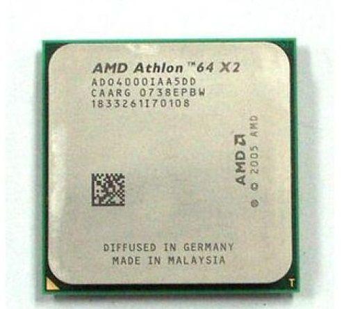 Фото - Процессор на 2 ядра SAM2 AMD ATHLON 64 X2 4000+ (2 по 2.1G) Socket am2