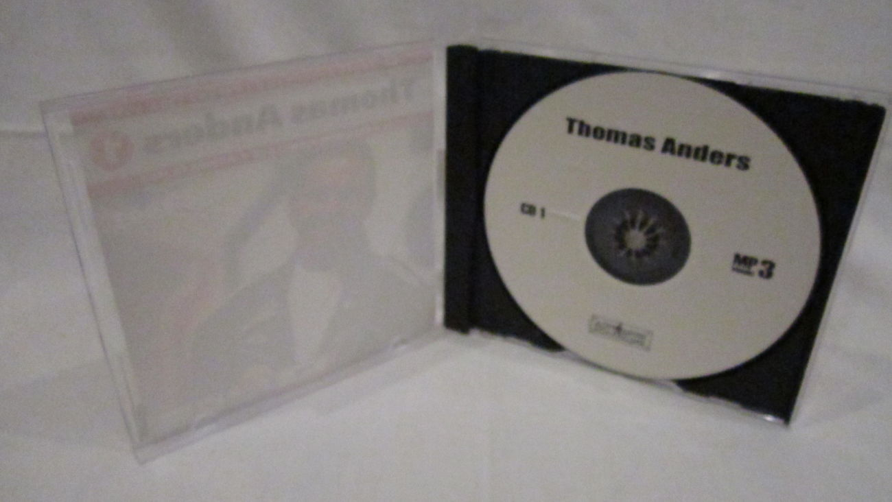 Фото 6 - Thomas Anders (CD-MP 3. 16 Albums) 1989-1993. Disc-1
