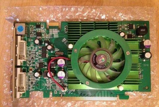 Фото - Видеокрта PCI-E NVIDIA GeForce 7600 GT на 256 mb 128 bit + гарантия!
