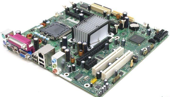 Фото - Плата S775 на DDR2 INTEL понимает 2 ядра процы до Core2DUO E6700 775