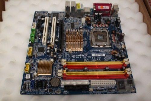 Фото - Плата S775 Gigabyte GA-8i915PMD под DDR2 и одноядерные процы INTEL 775