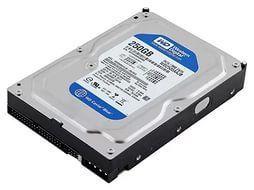 Фото 2 - Жесткий диск HDD на 250 Gb IDE 3.5