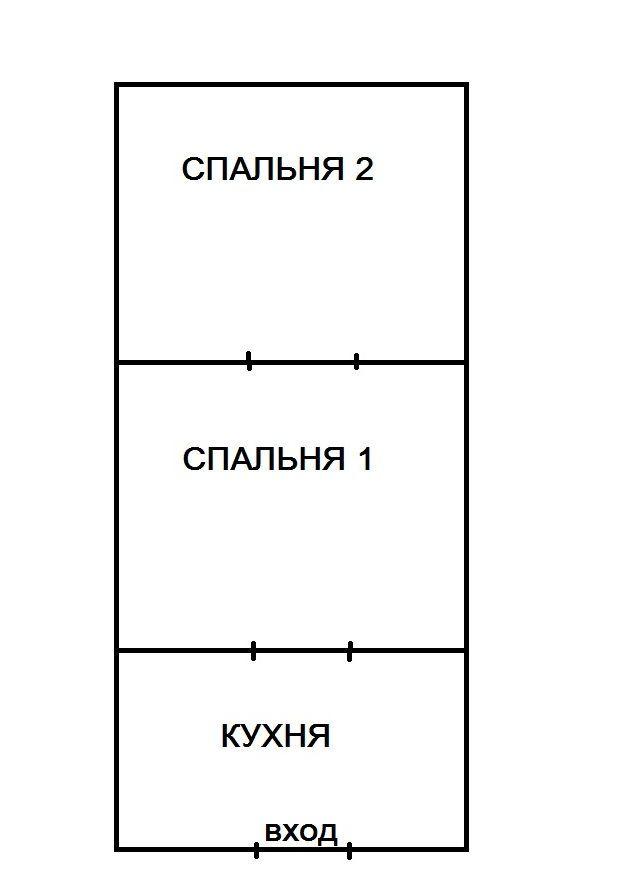 Фото 7 - Дача на берегу Днепра с.Разумовка кооп.