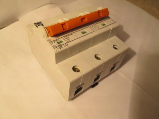 Фото 2 - Автоматический выключатель,автомат F&G(Moeller)63A