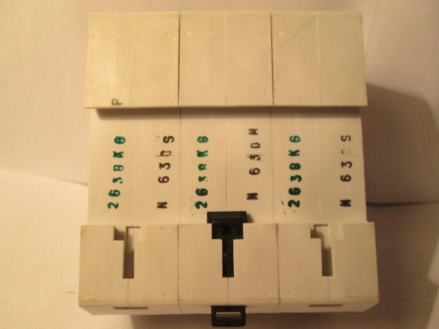 Фото 7 - Автоматический выключатель,автомат F&G(Moeller)63A
