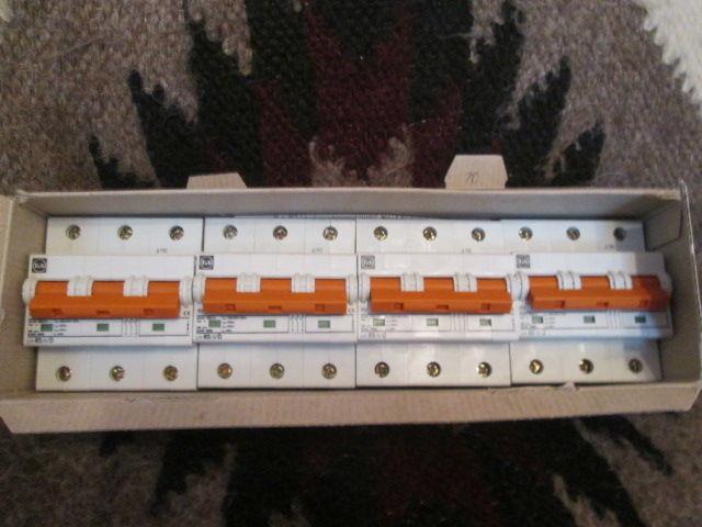 Фото 3 - Автоматический выключатель,автомат F&G(Moeller)63A