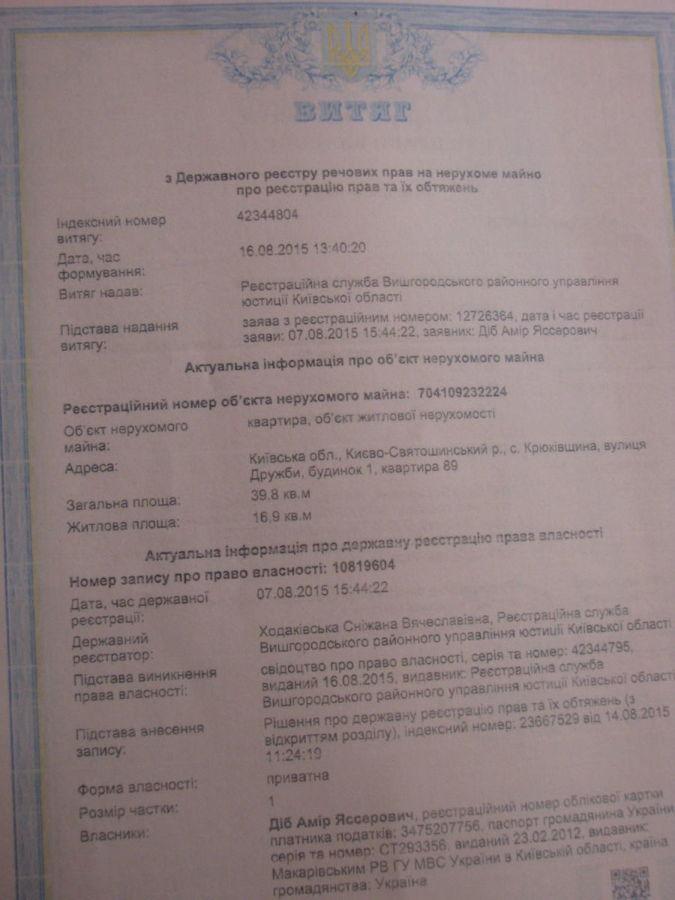 Фото 4 - Продам квартиру с документами,сделана оценка,налоги-пополам!Жилой дом