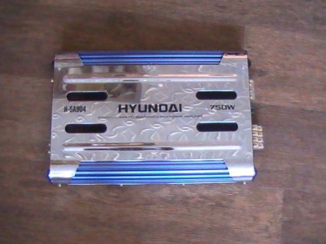 Фото 4 - Hyundai H-SA904 - 4-канальный усилитель