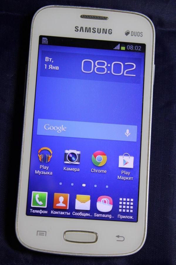 Фото - Samsung S7262 DUOS