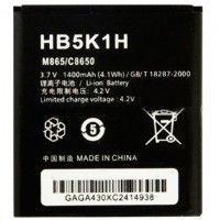 Фото - АКБ Huawei HB5K1H 1400 mAh для U8650 Original