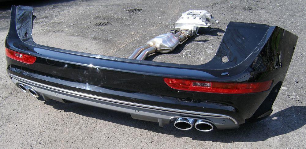 Фото 2 - Audi Q5 Разборка Бампер Крышка багажника Фонарь Дверь Пороги Зеркало