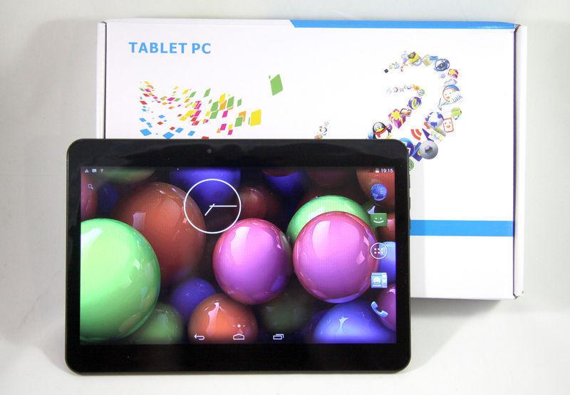 Фото 2 - Копия планшета Samsung Galaxy Tab 10 + поддержка 2 SIM и 3G
