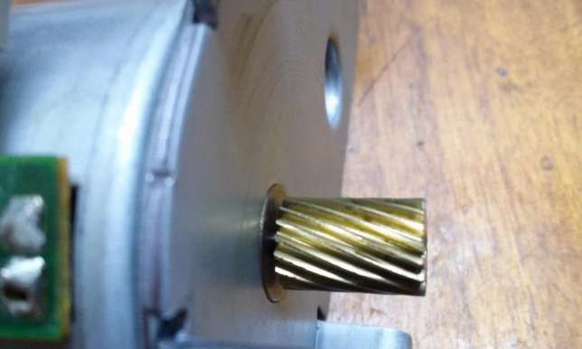 Фото 3 - Шаговий двигатель
