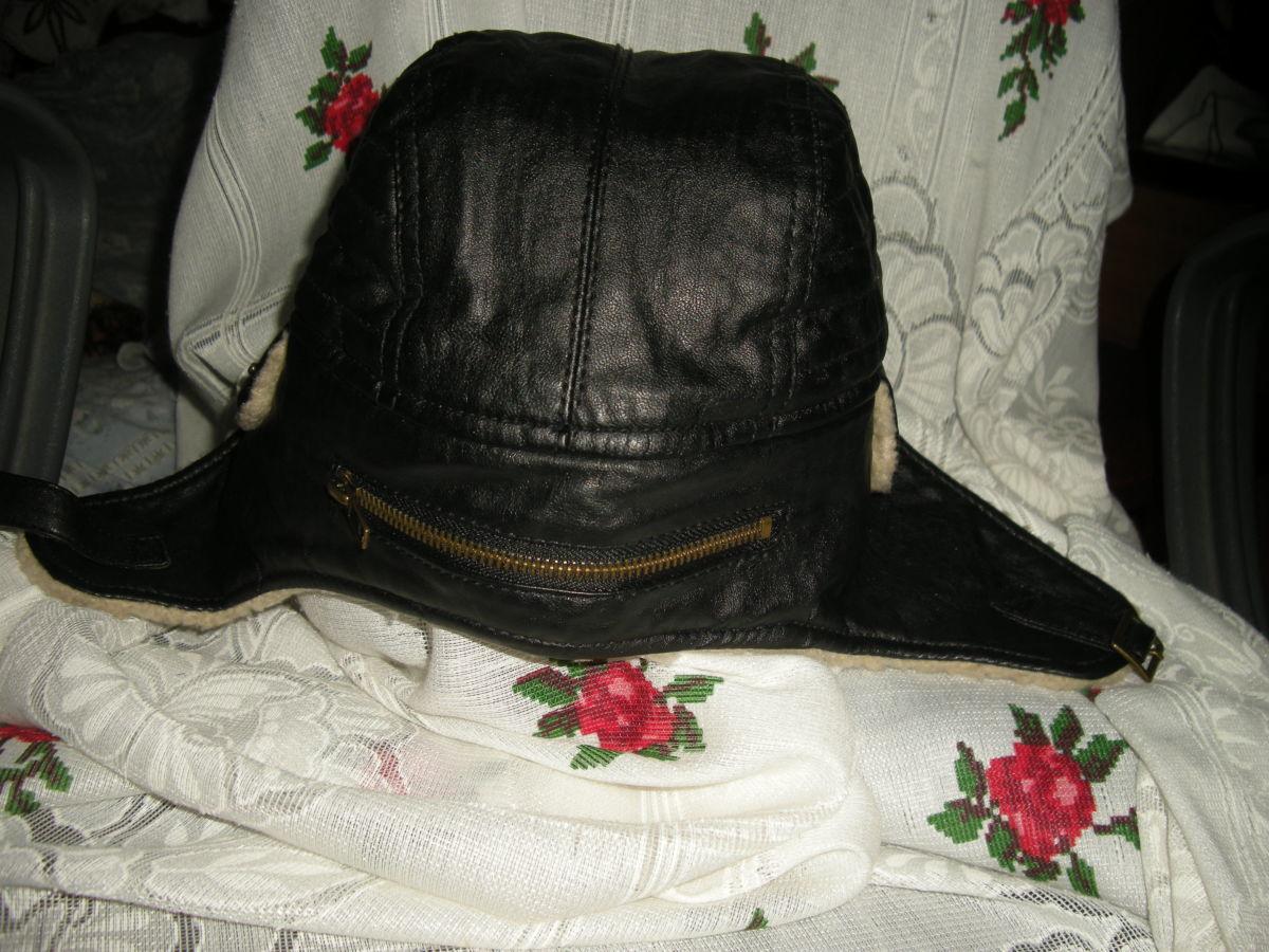 Фото 4 - Супер шапка зимняя