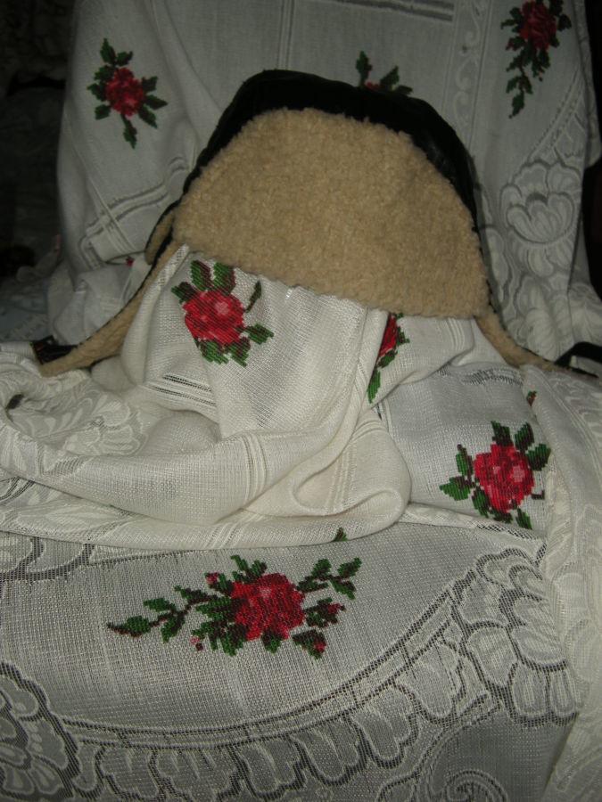 Фото 2 - Супер шапка зимняя