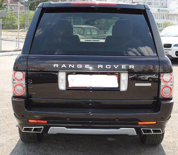 Фото 3 - Обвес Range Rover Vogue StarTech