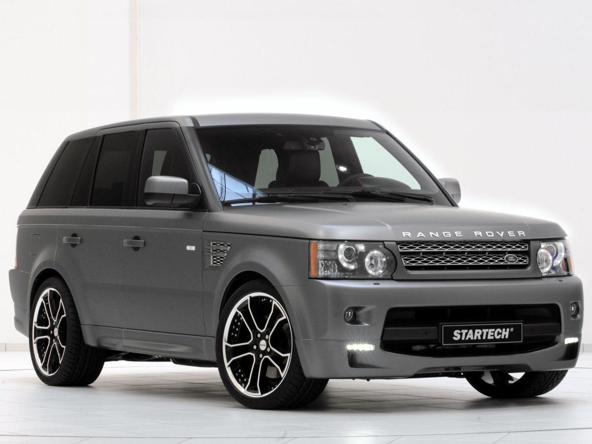 Фото - Обвес Range Rover Sport Startech