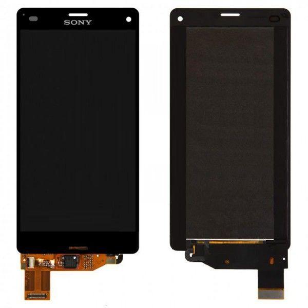 Фото - Sony D5833 Xperia Z3 Compact Mini модуль дисплей с тачскрином черный